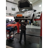 serviço de revisão carros ford Ibirapuera
